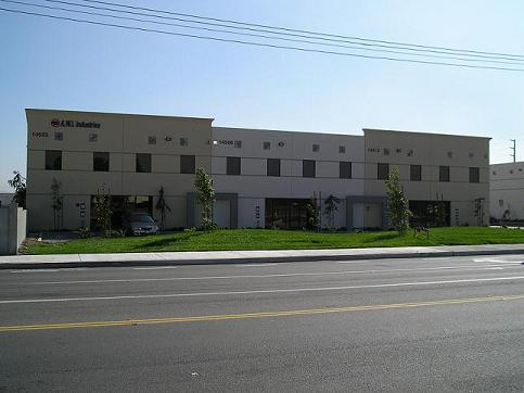 AWI Industries Chino office