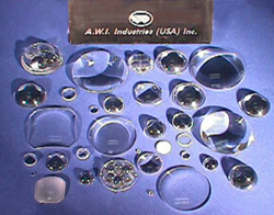AWI Industries Molded Lens