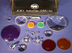 AWI Industries Plastic Lens