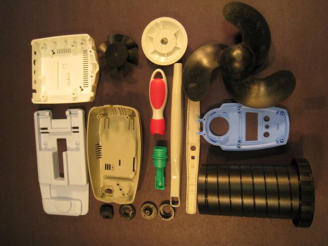 plastic injection molding samples